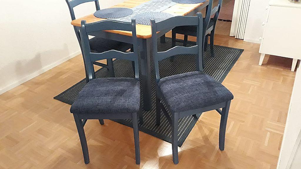 Wirpakka uudistaa tuolien pehmusteet